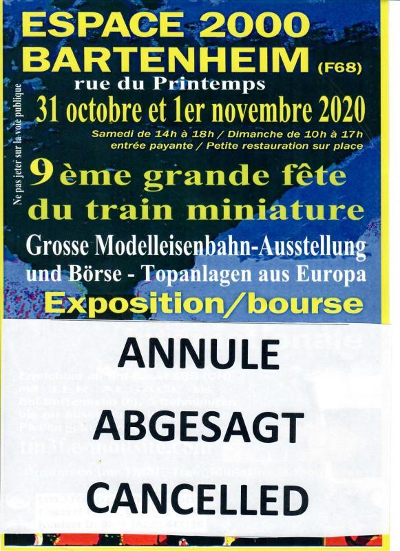 Expo 2020 annulation 1