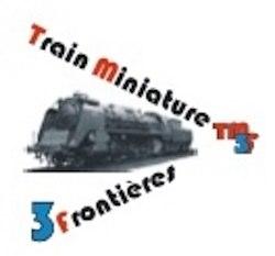 Train Miniature 3 Frontières